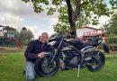 Triumph Street Triple RS: la mia prova
